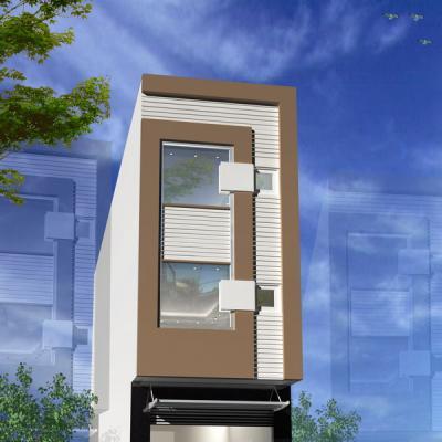 Tổng hợp hình ảnh nhà ống 3 tầng đẹp đa phong cách của Sơn Hà